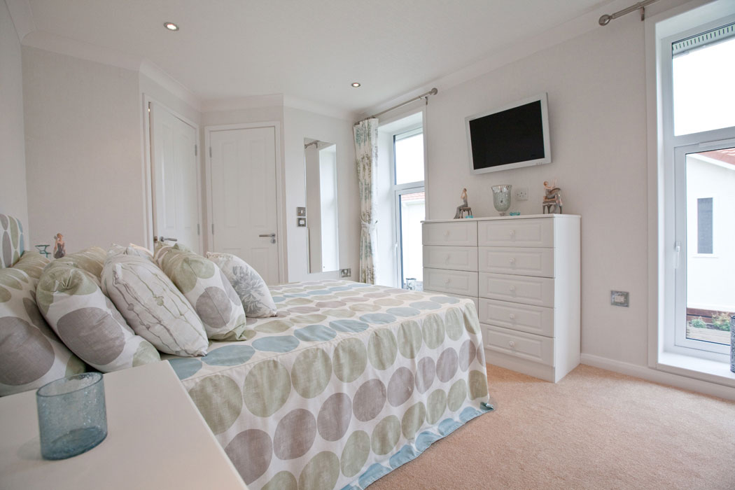 Wentwood Master Bedroom